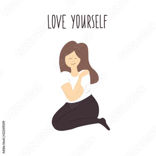 Fotografía  love yourself1