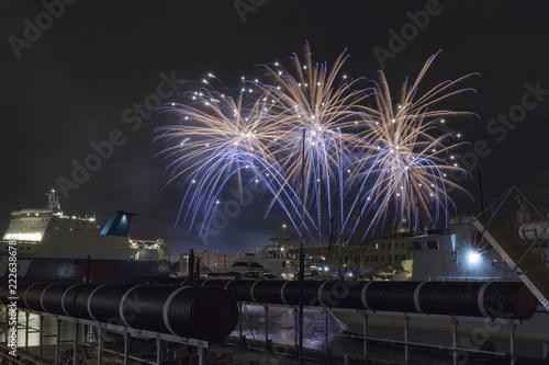 Fotografie, Obraz  Fireworks 04