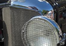 Bentley Speed Six_headlight