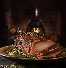 Rolled Pork Roast III