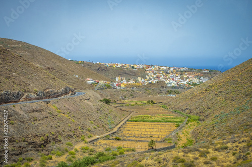 Fotografie, Obraz  GM-2 vor San Sebastian auf La Gomera