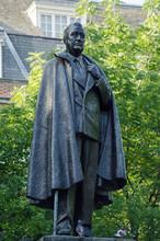 Roosevelt Statue, Grovesnor Square, London