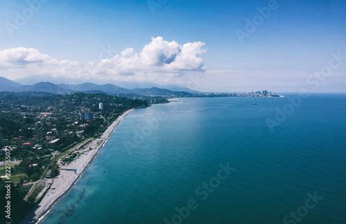 Cadres-photo bureau Caraibes Batumi Aerial View - Georgia