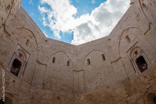 Castel del Monte, patrimonio UNESCO - Andria Canvas Print