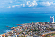 Aerial View of Haifa, Israel