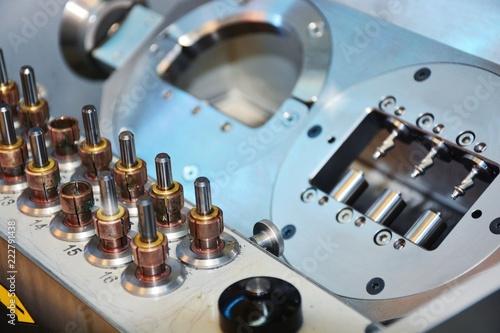 Photo Zahntechnik - CNC-Fräsmaschine