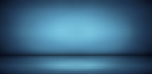 Blue Gradient Studio And Empty...