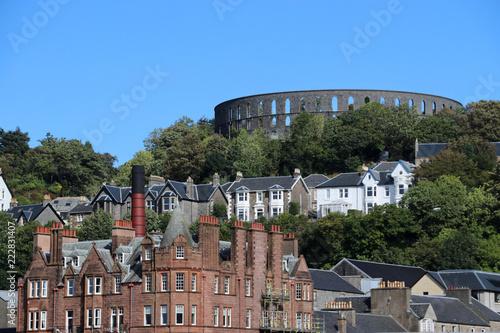Photo Hafenstadt Oban, Schottland