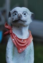 Meerkat Garden Statue