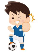 サッカー選手 男性