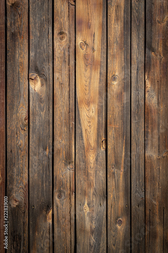 The old wood texture with natural patterns Fototapeta