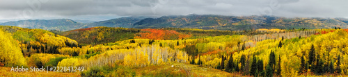Fotografia  Fall in Steamboat Springs Colorado