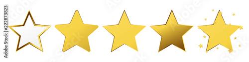 Cuadros en Lienzo Stars set