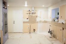 Kitchen Remodel Demotion