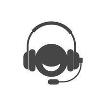 Customer Support, Customer Service Flat Icon