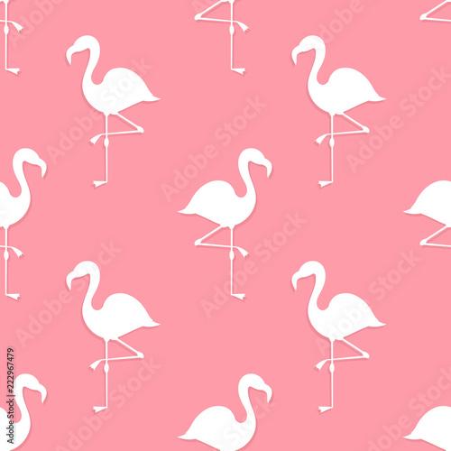 rozowy-flamingo-wzor