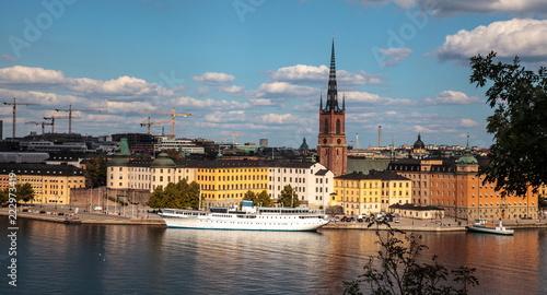 Fotobehang Stockholm Stockholm,Sweden