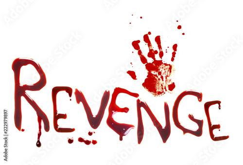 Fotografía Bloody revenge