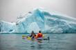 Kayaking in Prince William Sound Alaska