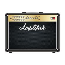 Guitar Combo Amplifier, Amp.