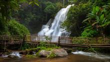 Pa Dok Siew Waterfall , Nature Trail , Doi Inthanon National Park