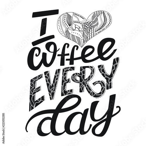 uwielbiam-kawe-kazdego-dnia-recznie-rysowane-plakat-typografii-cytat-w-stylu