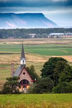 Acadian Church, Grand Pre, NS