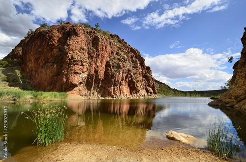 Tuinposter Oceanië Australia, Northern Territory, Outback