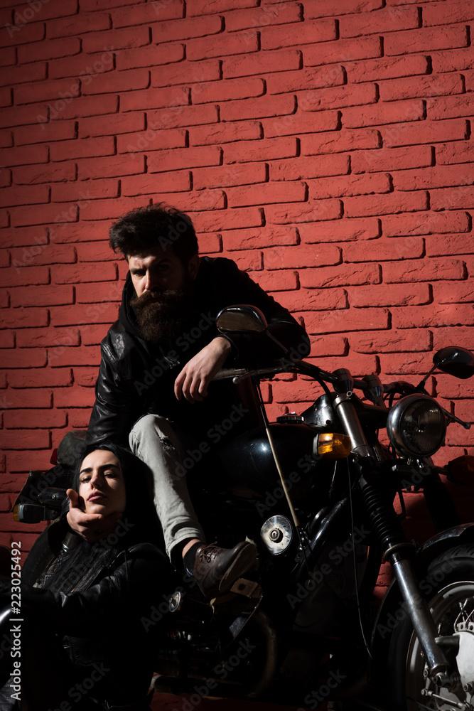 Photo  born to ride