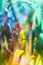Abstract Defocused Multicolore...