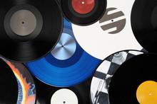 Arrangement Of Vinyls