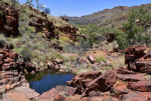 Tuinposter Oceanië Australia, Northern Territory, McDonnell Range