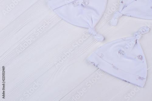 Fotografie, Obraz  Gather of white hats.