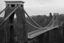 Clifton Suspension Bridge Over...