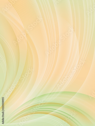 Fotografie, Obraz  Abstract background with transparency effects