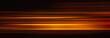 Leinwandbild Motiv Abstract red light trails in the dark background