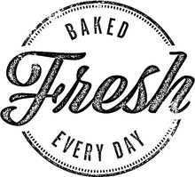 Fresh Baked Every Day Vintage ...