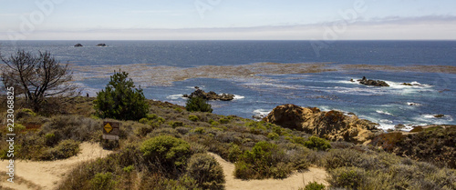 PCH coastline scenic view - Buy this stock photo and explore similar
