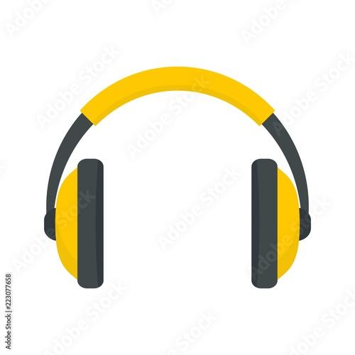 Photo  Rap headset icon
