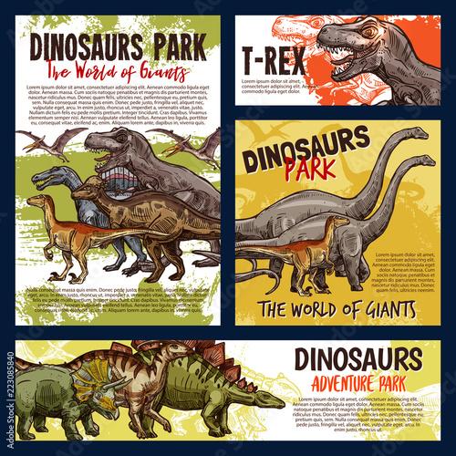 Dinosaur jurassic dino monster animals