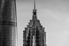 Jinmao Tower In Shanghai