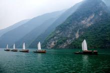 The Yangtze River Three Gorges Nature Reserve