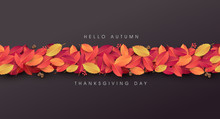 Autumn Sale Background Layout ...
