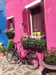 Fototapeta na wymiar Burano Italy