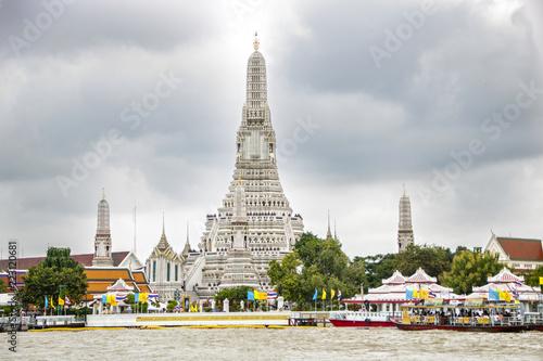 In de dag Bangkok wat arun
