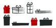 Geschenke Set, Weihnachten