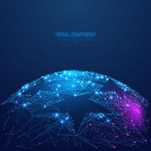 Football Championship Backgrou...