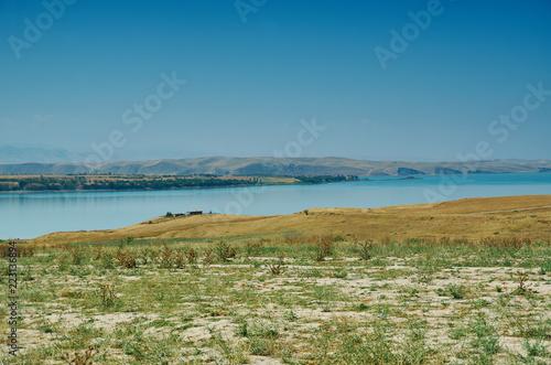 Poster Asia land Jalal-Abad Region