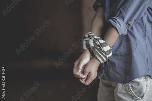 Fényképezés  Stop Child Violence and Trafficking