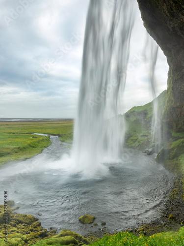 Seljalandsfoss waterfall - 223163406